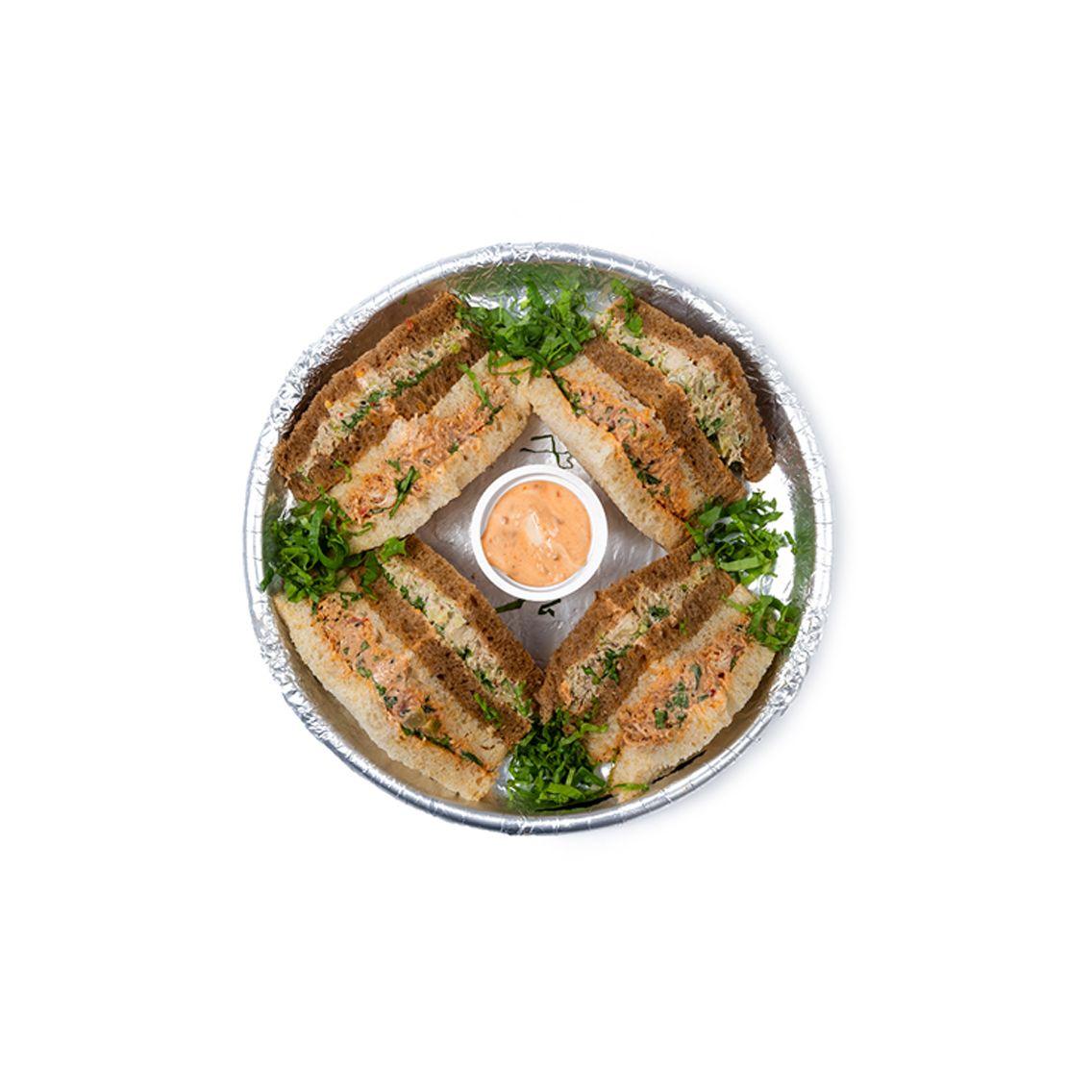 Kitchen Cuisine Default Category Sandwich Platter per pkt.