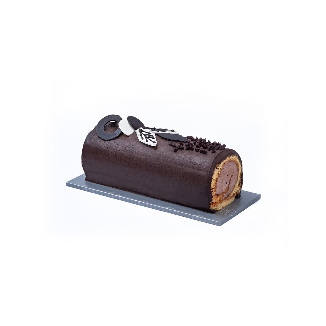 Kitchen Cuisine Default Category Chocolate Chip Ice Cream Roll