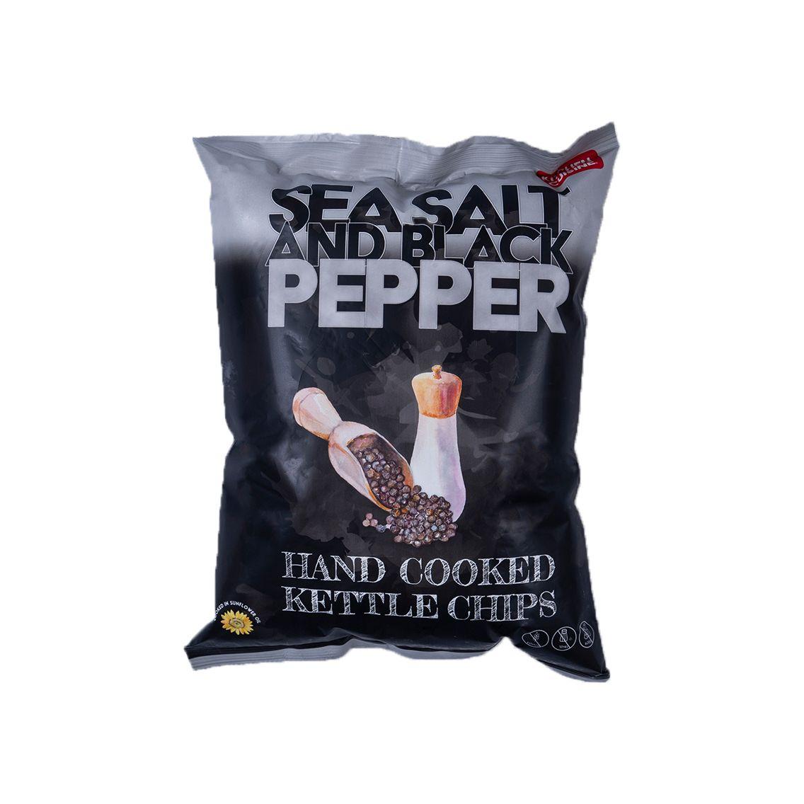 Kitchen Cuisine Default Category Sea Salt & Black Pepper