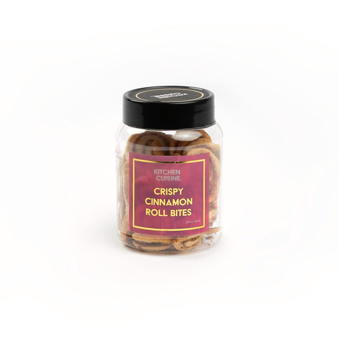 Kitchen Cuisine Default Category Crispy Cinnamon Roll Bites