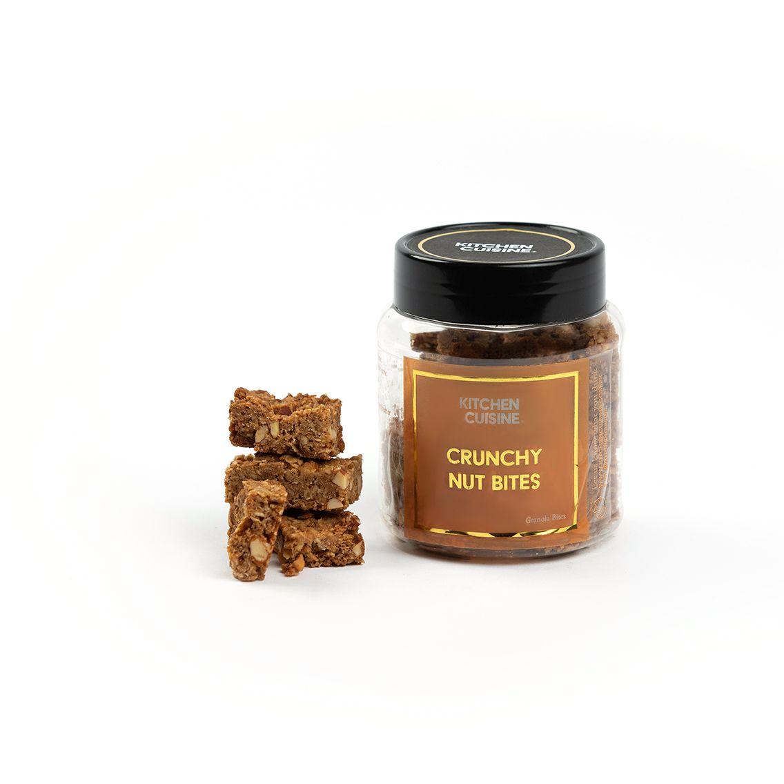 Kitchen Cuisine Default Category Crunchy Nut Bites