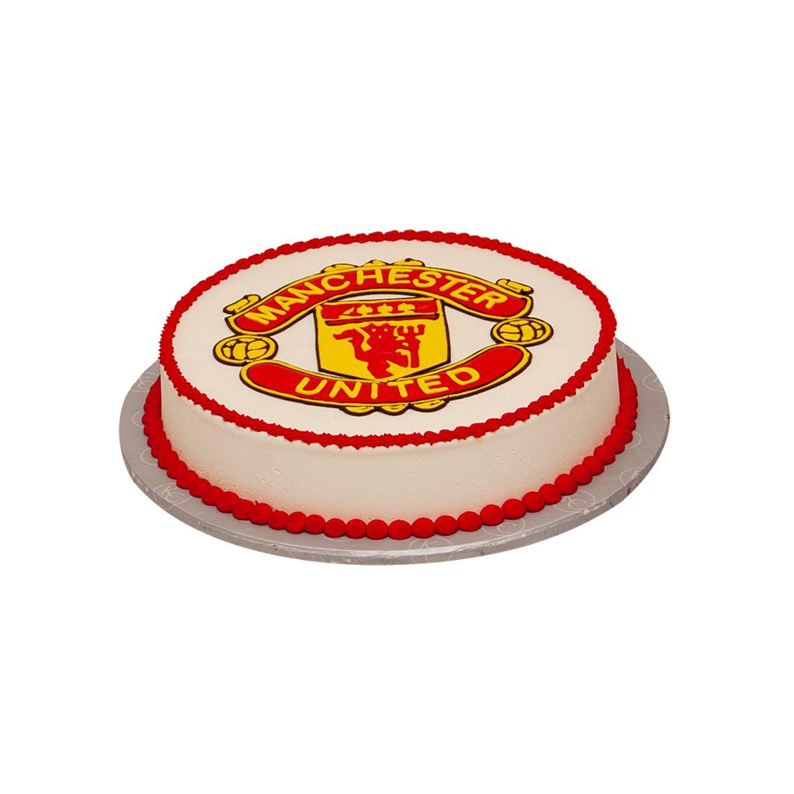 Kitchen Cuisine Default Category Manchester United Cake