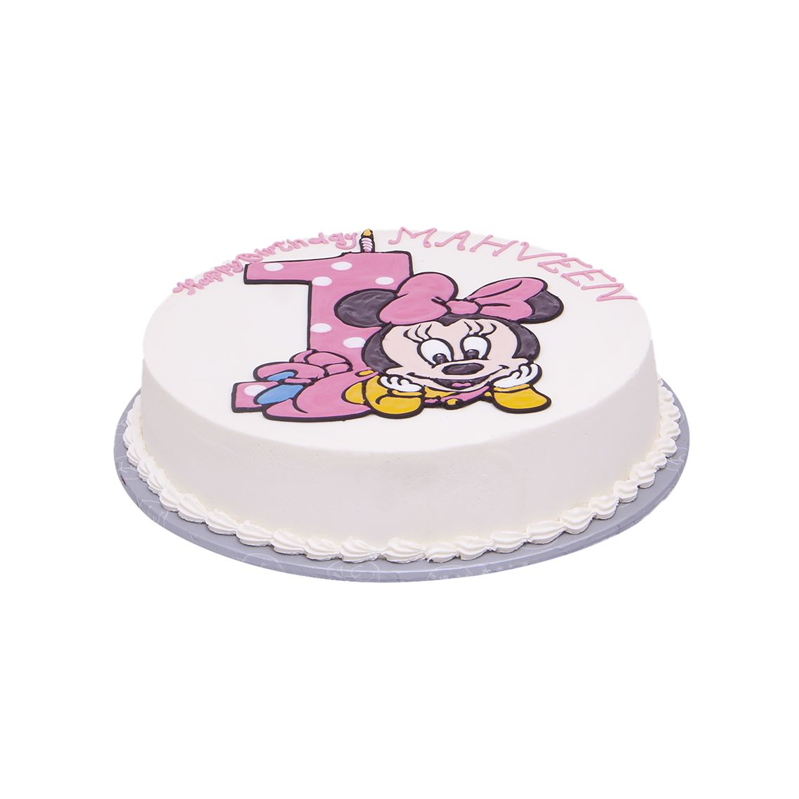 Kitchen Cuisine Default Category Minnie mouse cake