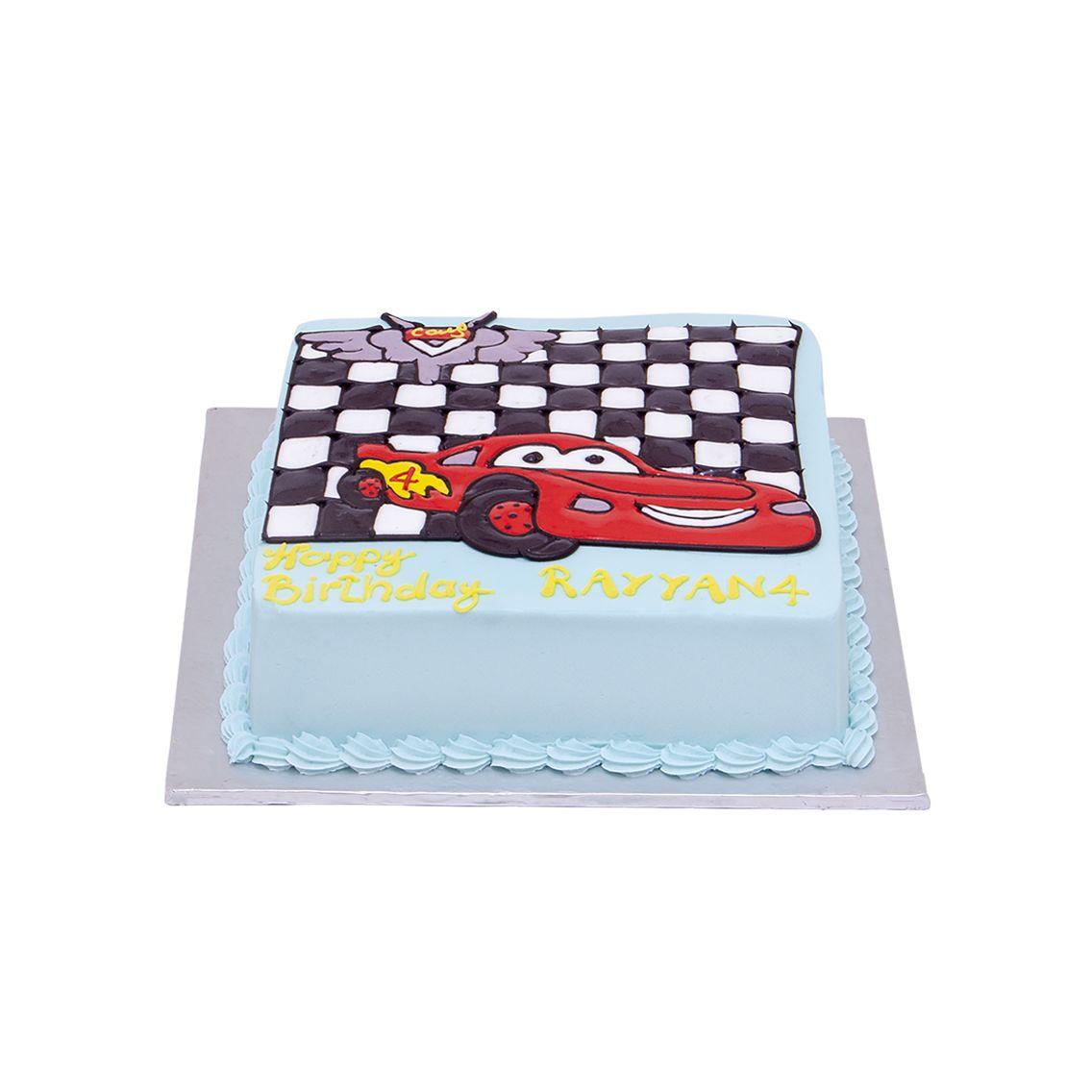 Kitchen Cuisine Default Category McQueen Cake