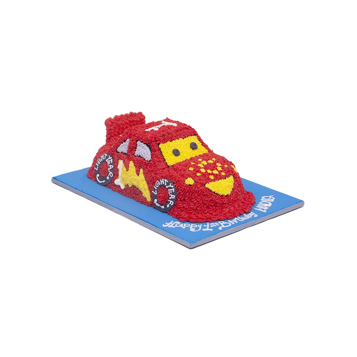 Kitchen Cuisine Default Category McQueen Car Shaped Cake
