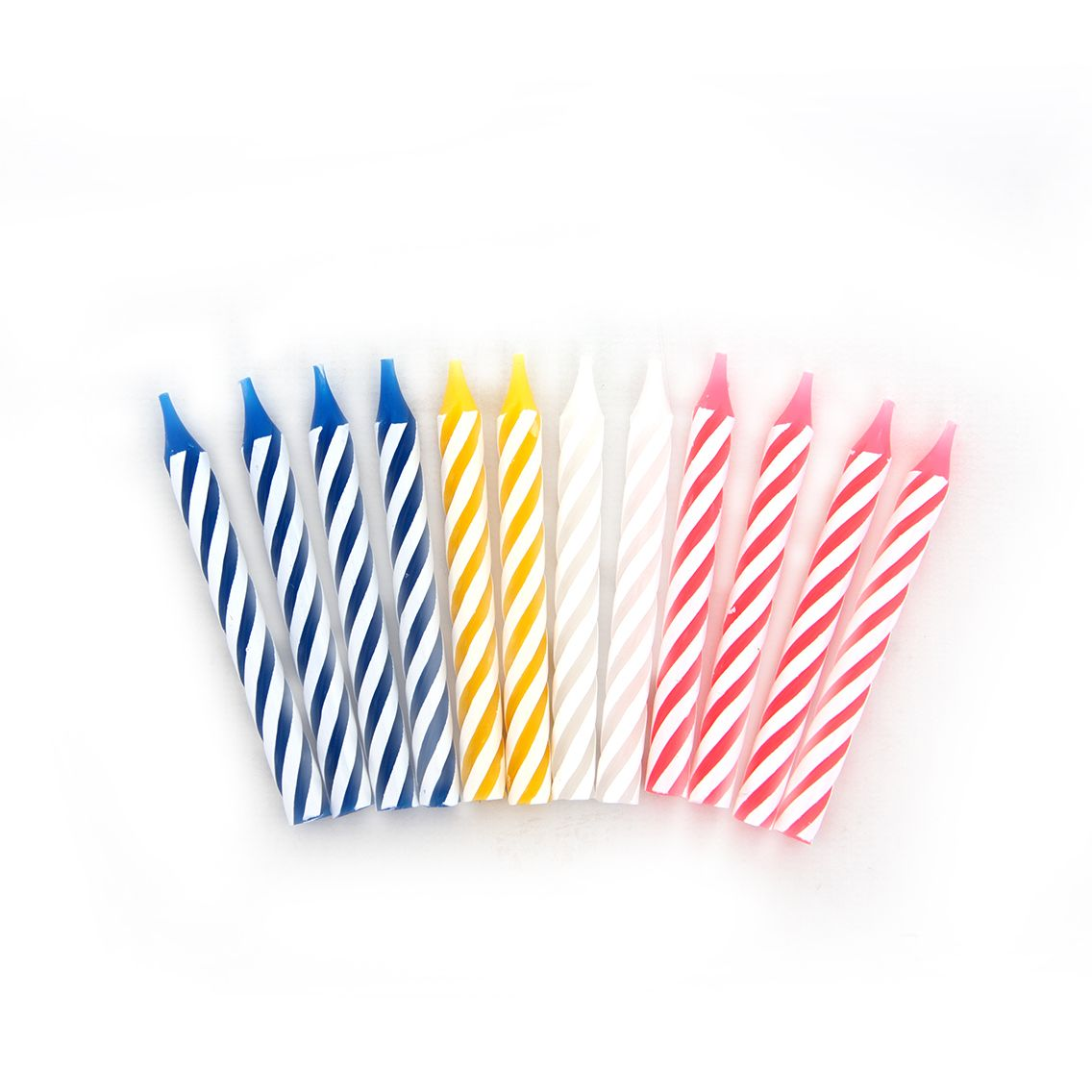 Kitchen Cuisine Default Category Birthday Candle (Pack of 10)