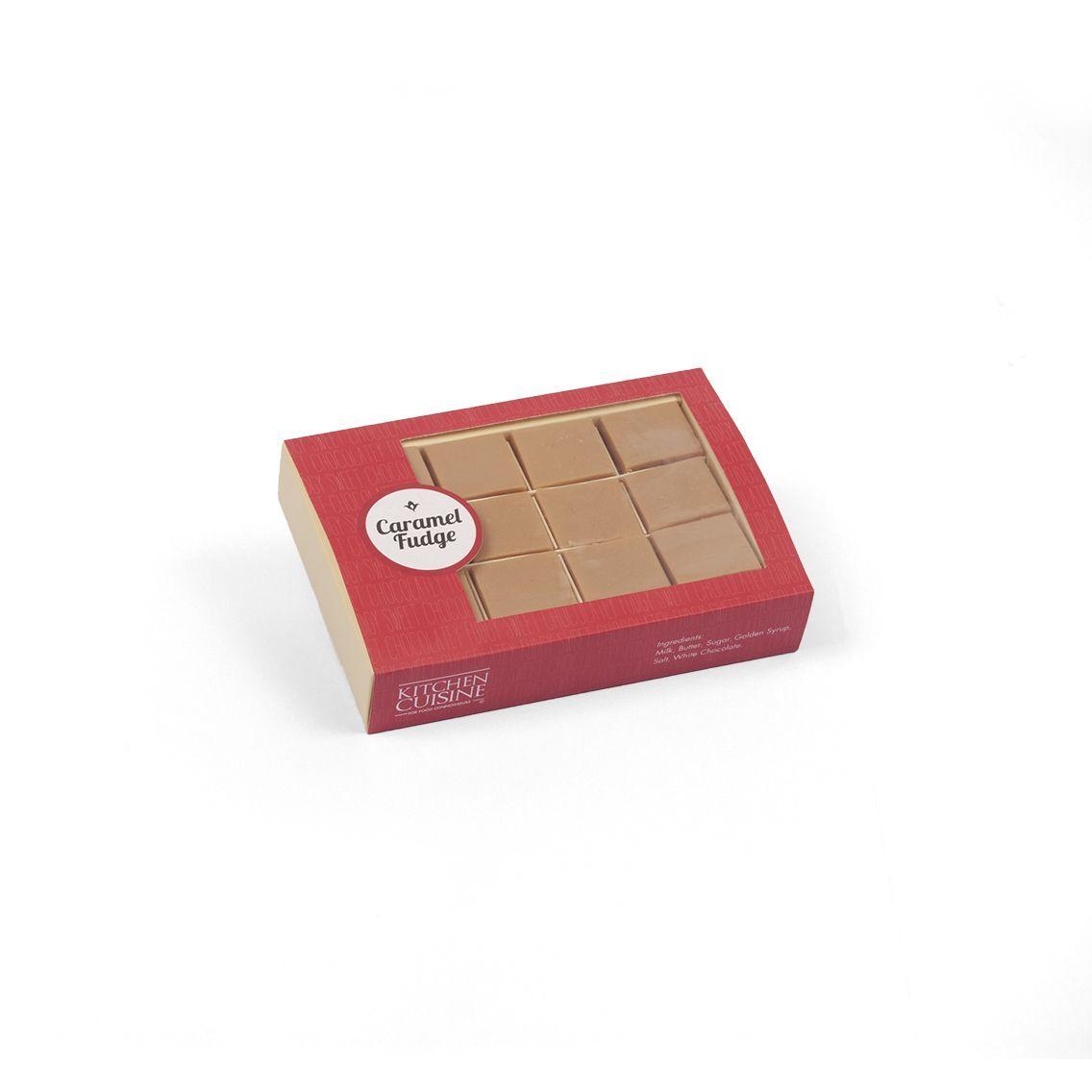 Kitchen Cuisine Default Category Caramel Fudge Box