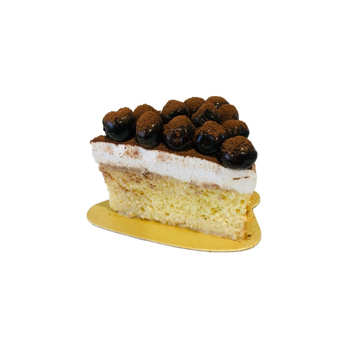 Kitchen Cuisine Default Category Cherry Tres Lechese Cake Slice