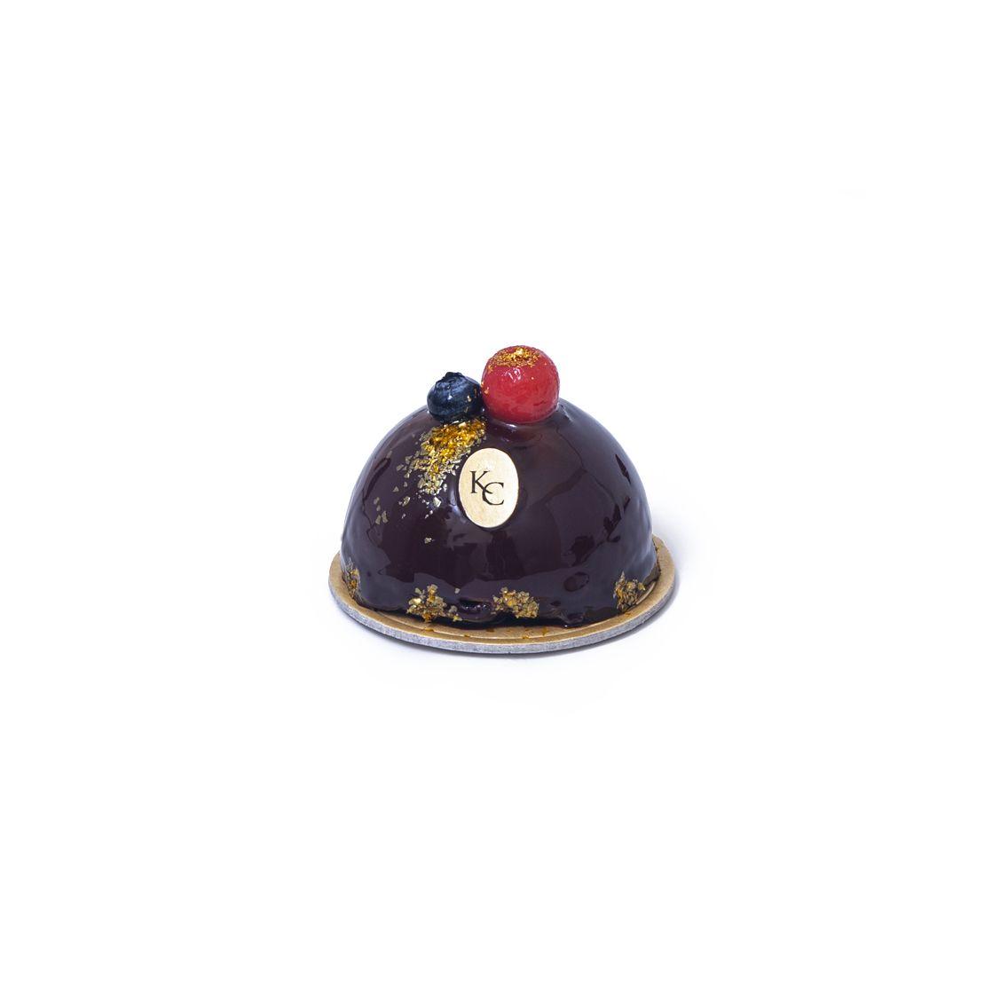 Kitchen Cuisine Default Category Dulce de Leche Chocolate Mousse Bombe