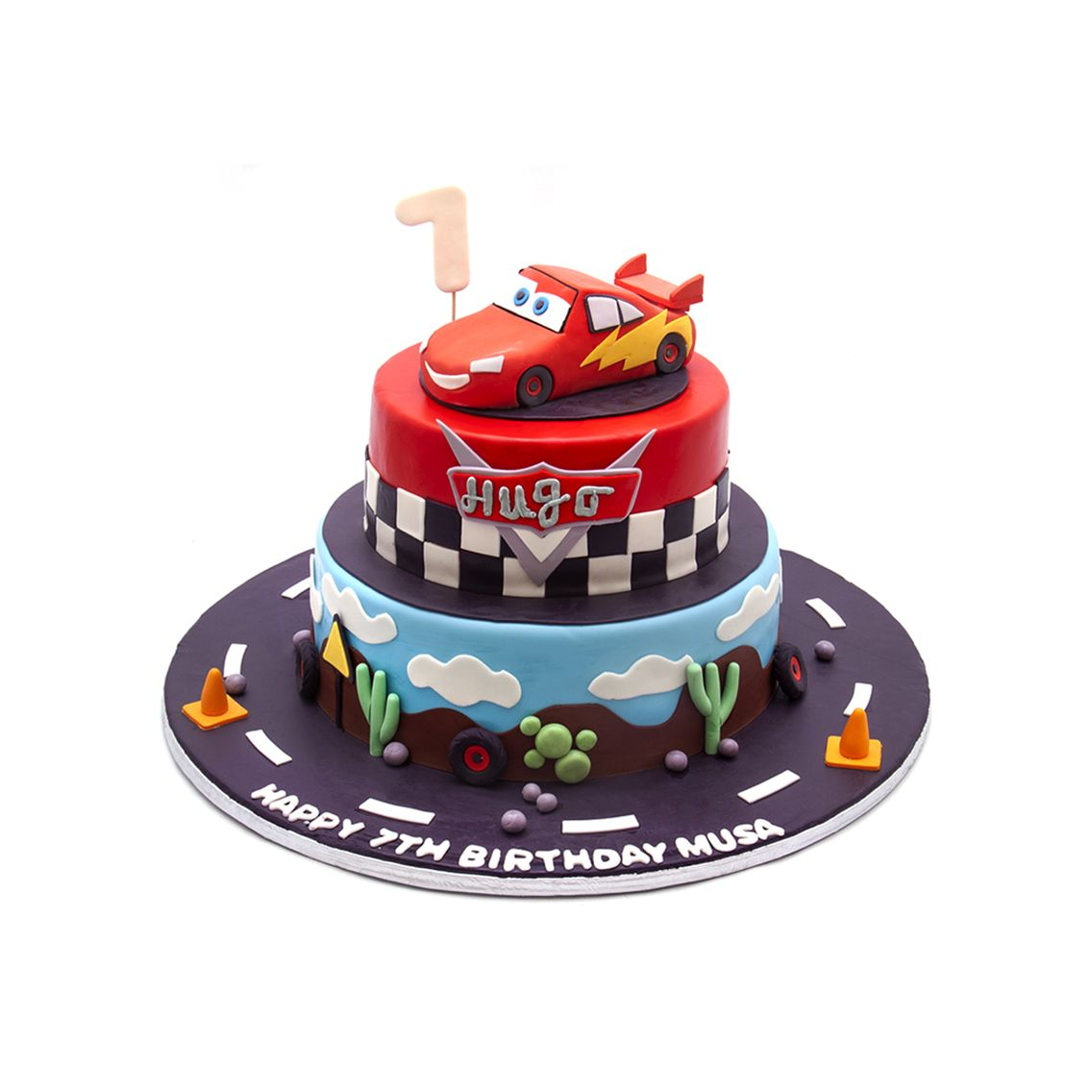 Kitchen Cuisine Default Category Mcqueen Cake