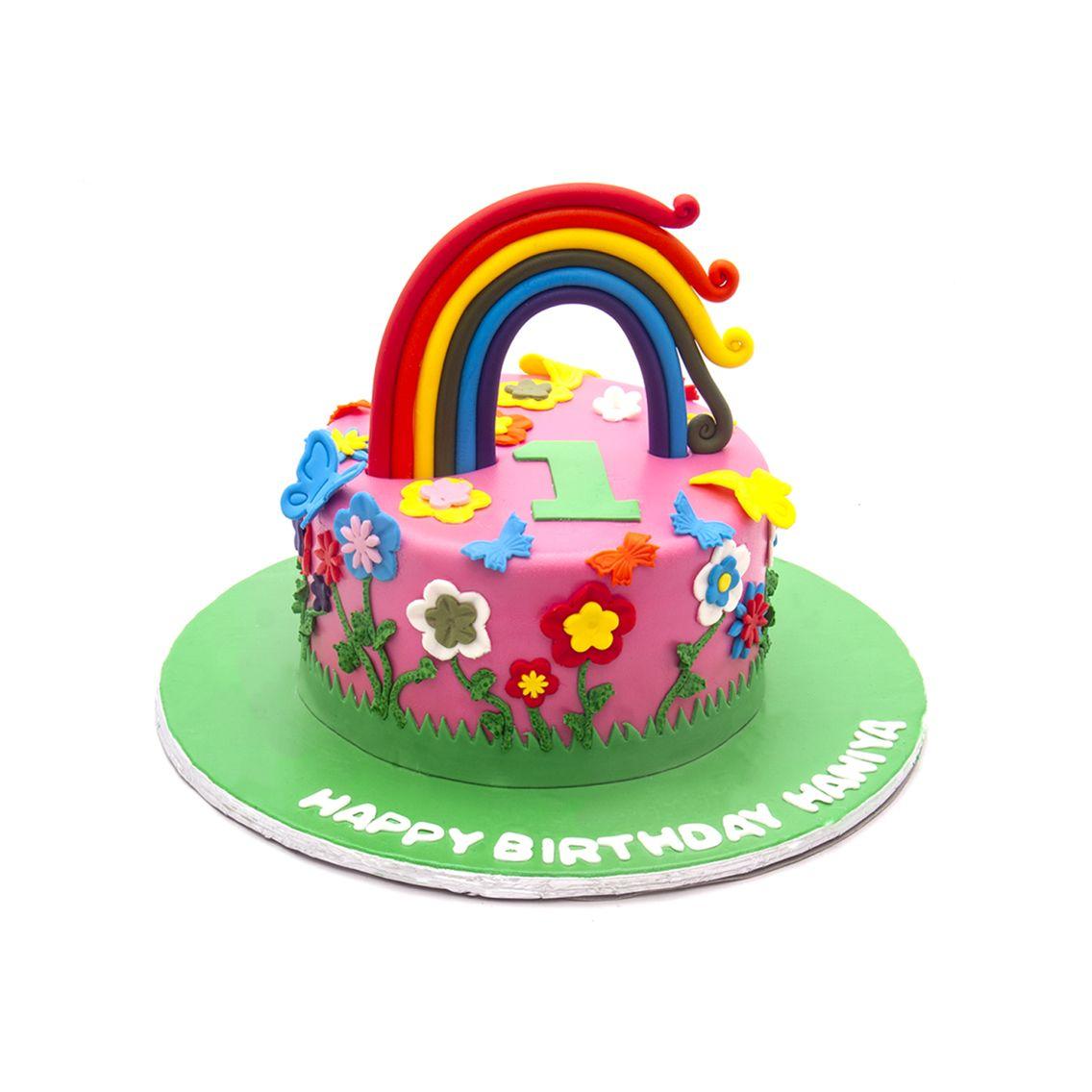 Kitchen Cuisine Default Category Rainbow Cake