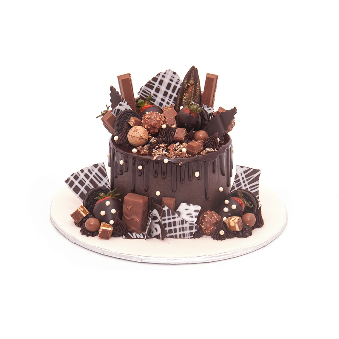 Kitchen Cuisine Default Category Chocolate Extravaganza Cake