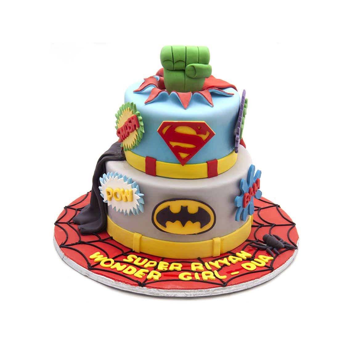 Kitchen Cuisine Default Category Supper Heroes Cake