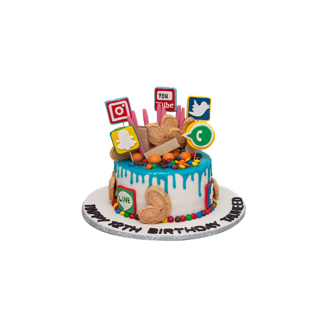 Kitchen Cuisine Default Category Social Media Cake