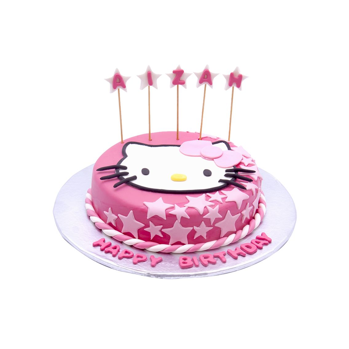 Kitchen Cuisine Default Category Hello Kitty Cake