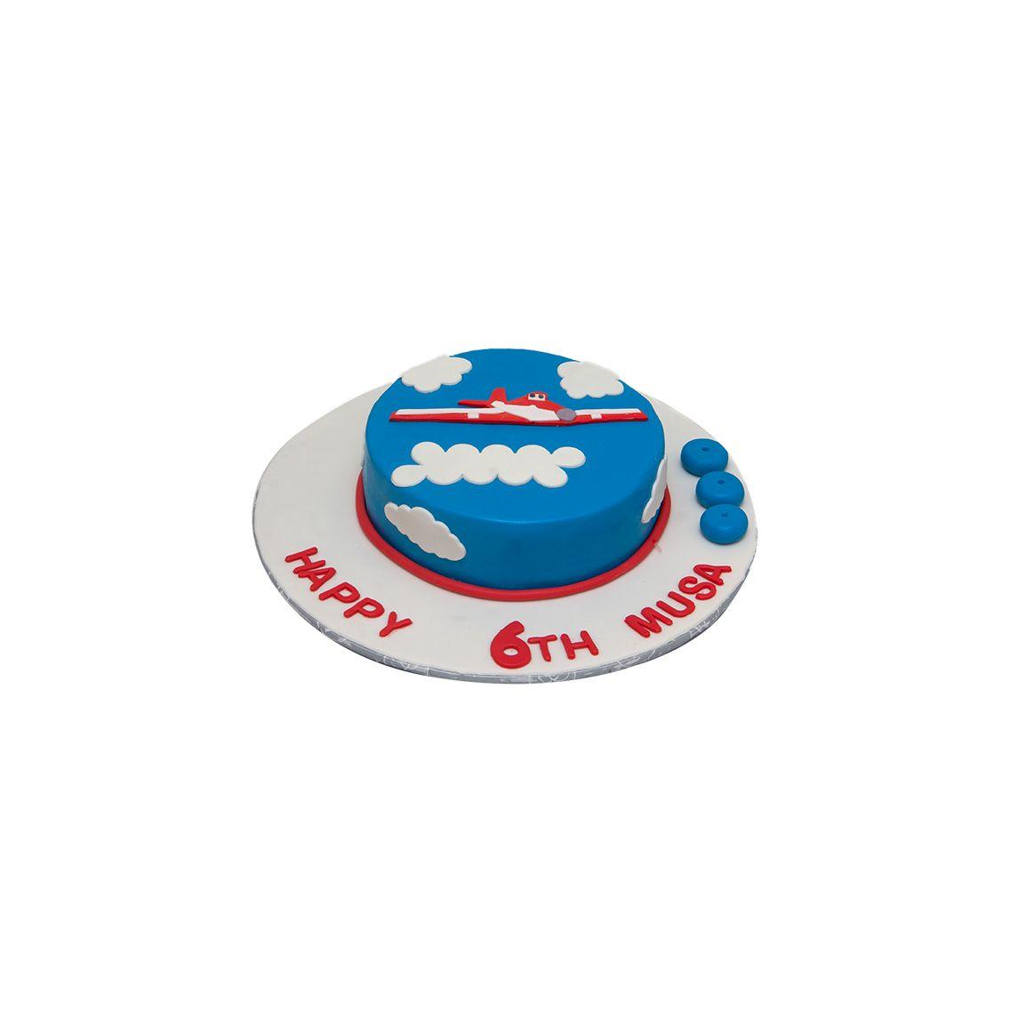 Kitchen Cuisine Default Category Aeroplane Cake 2