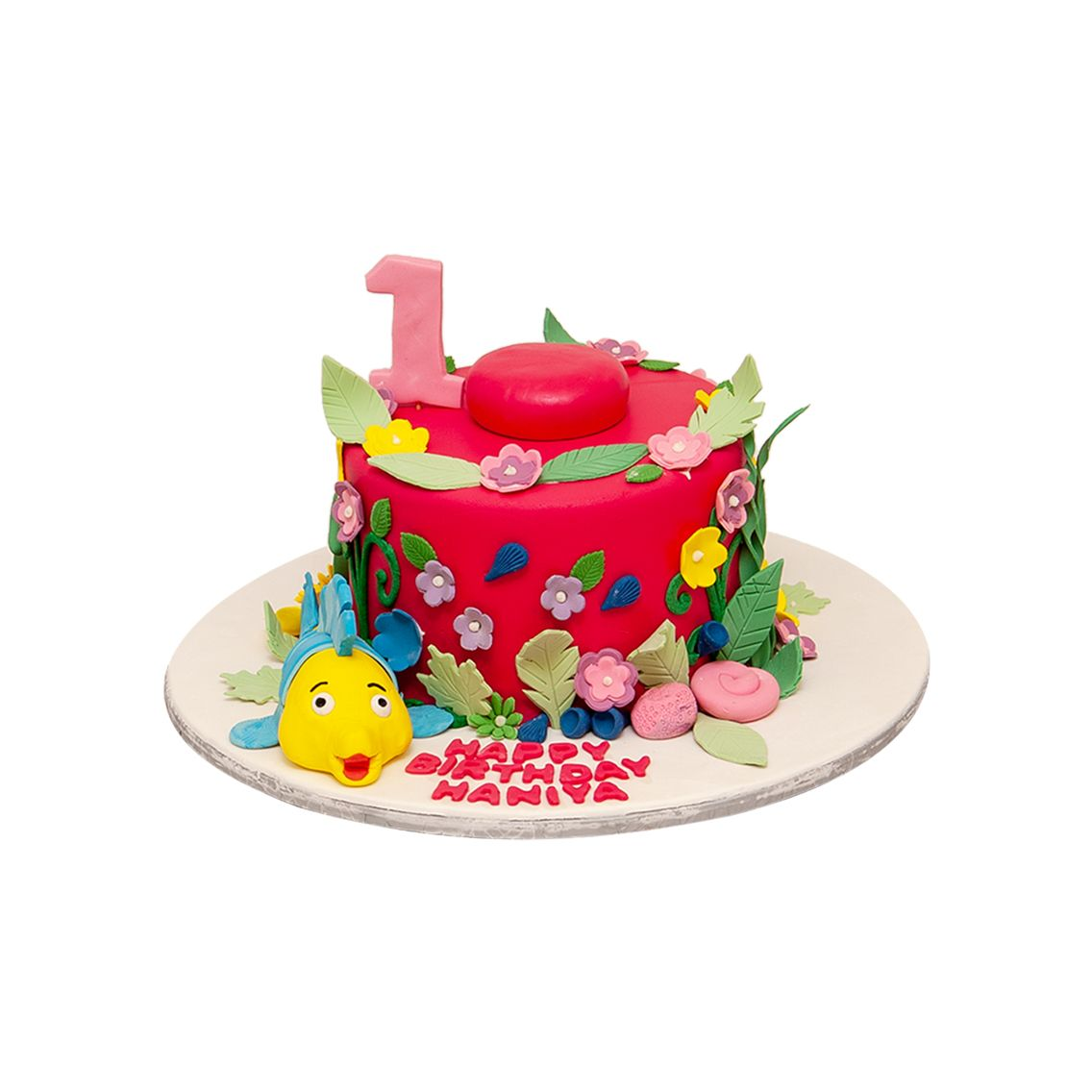 Kitchen Cuisine Default Category Under Water Theme Cake