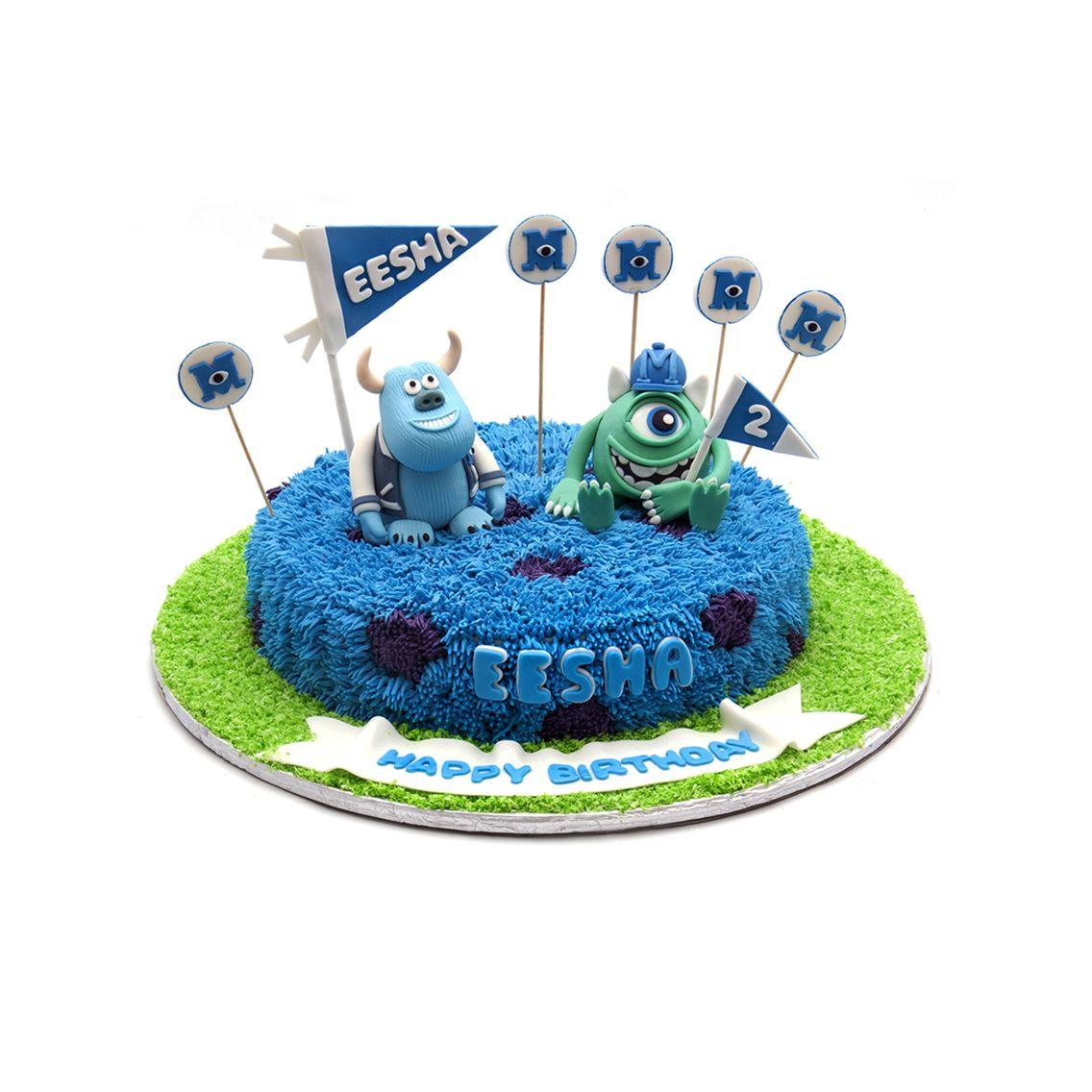 Kitchen Cuisine Default Category Monsters Inc Cake