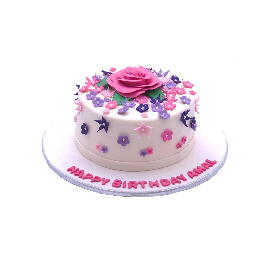 Kitchen Cuisine Default Category Flower Cake