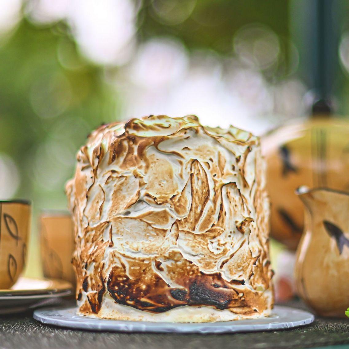 Kitchen Cuisine Default Category Lemon Meringue Cake