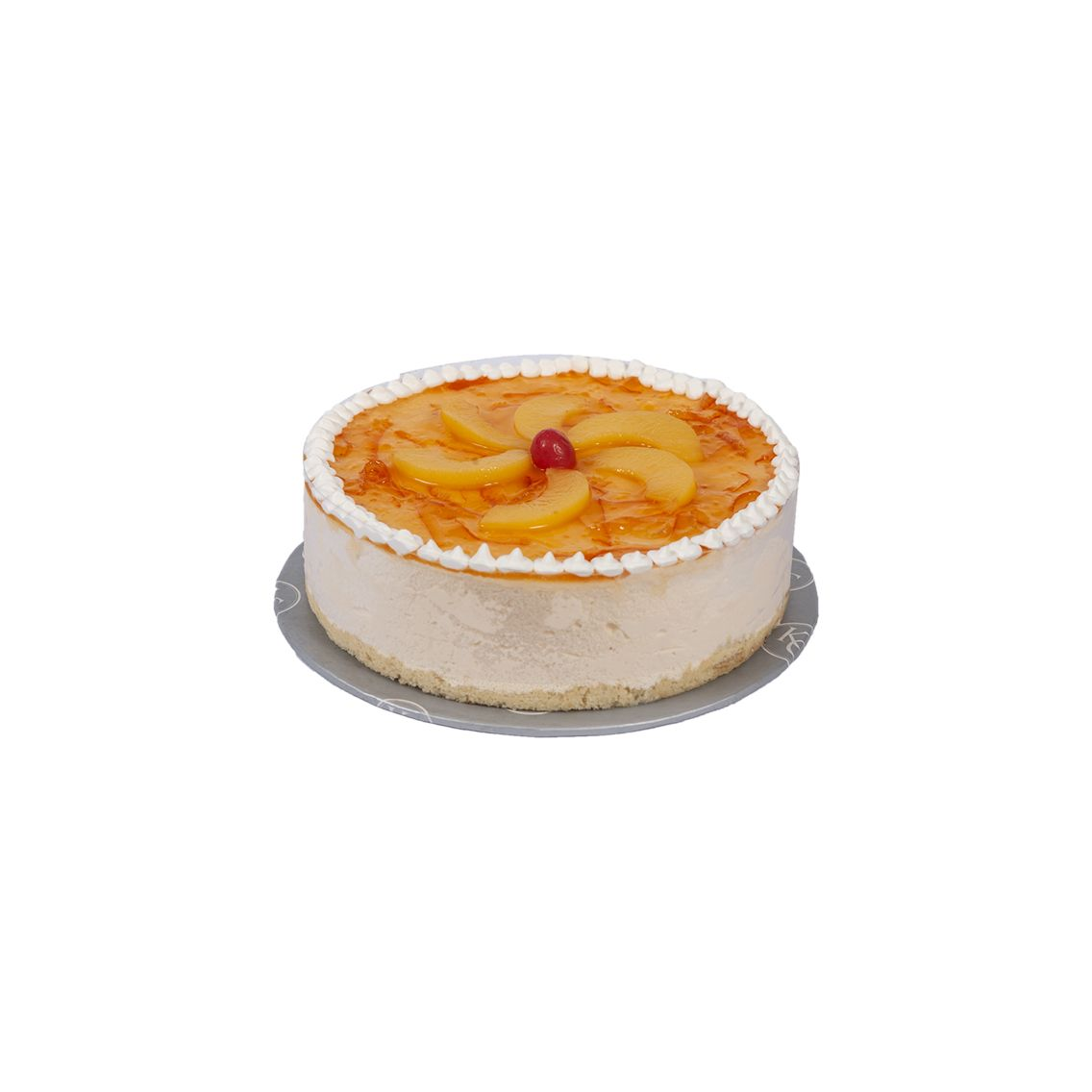 Kitchen Cuisine Default Category Peach Orange Mousse Cake