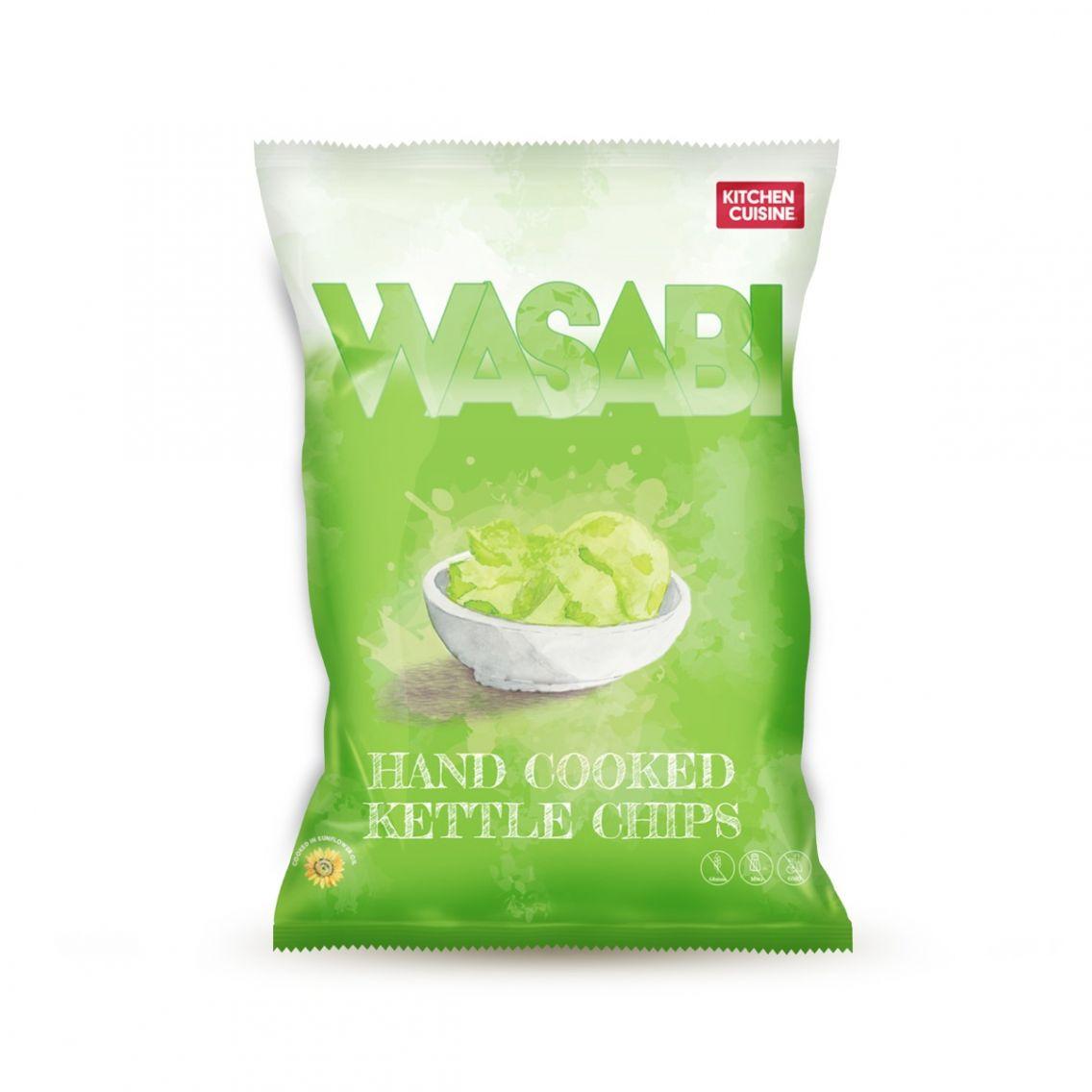 Kitchen Cuisine Default Category Wasabi