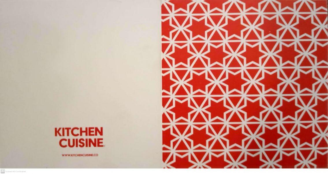 Kitchen Cuisine Default Category Eid Card