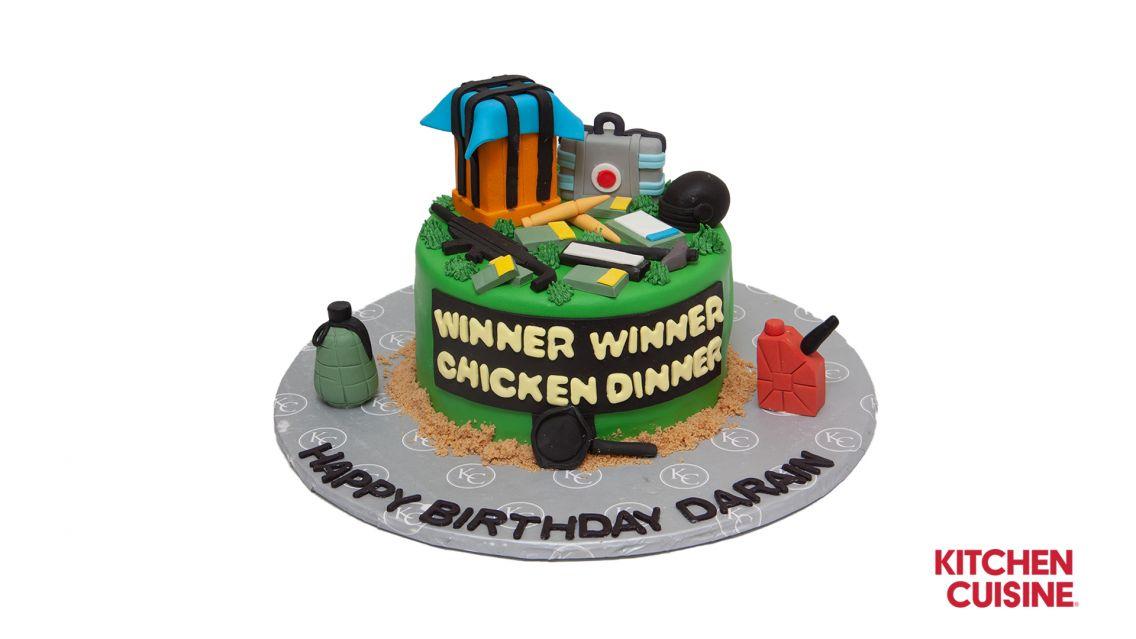 Kitchen Cuisine Default Category Battleground Theme Cake