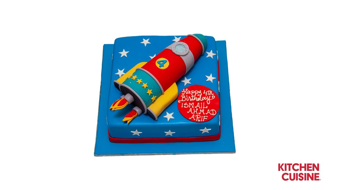 Kitchen Cuisine Default Category Rocket Theme Cake