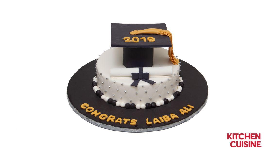 Kitchen Cuisine Default Category Graduation Cap with Degree