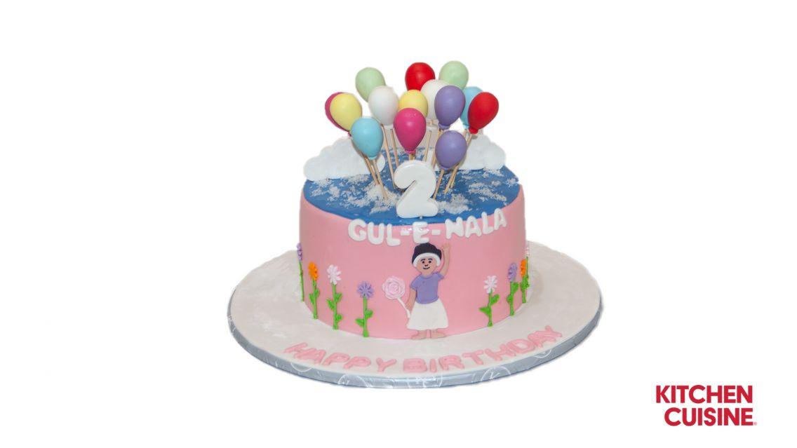 Kitchen Cuisine Default Category Ballon Cake