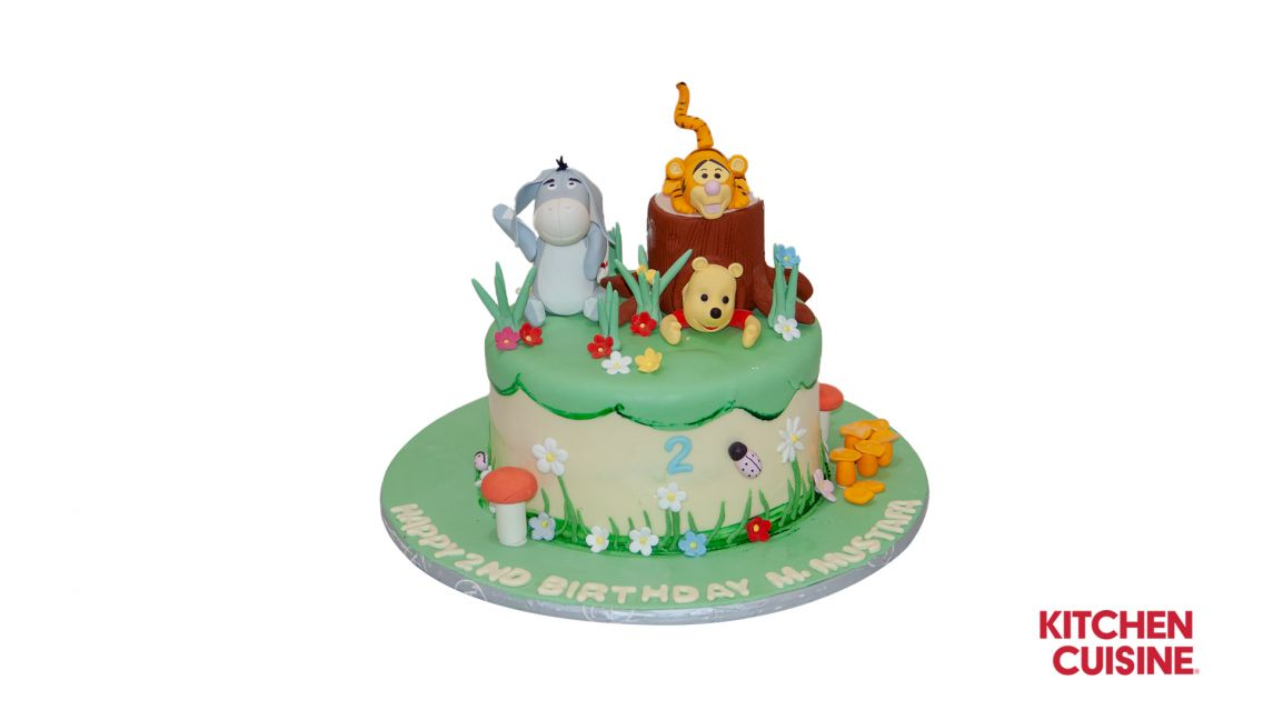 Kitchen Cuisine Default Category Winnie The Pooh Cake