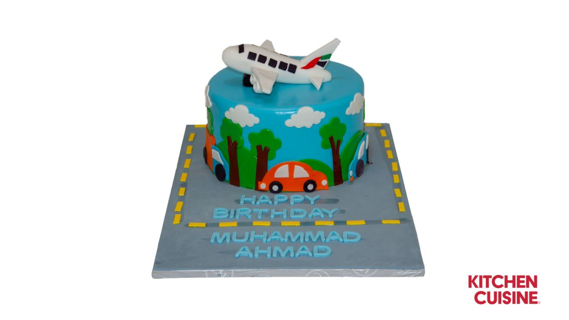 Kitchen Cuisine Default Category Aeroplane Cake