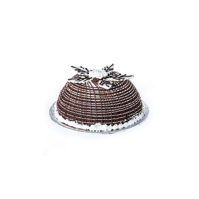 Chocolate Ice Cream Bombe